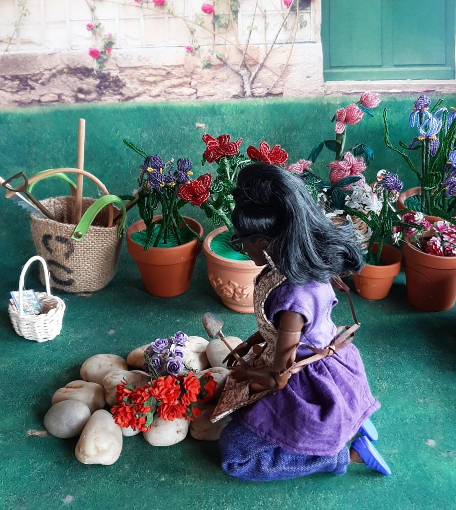 Garden Murder 13