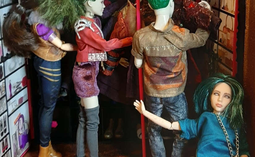 Dressing Zombies 9